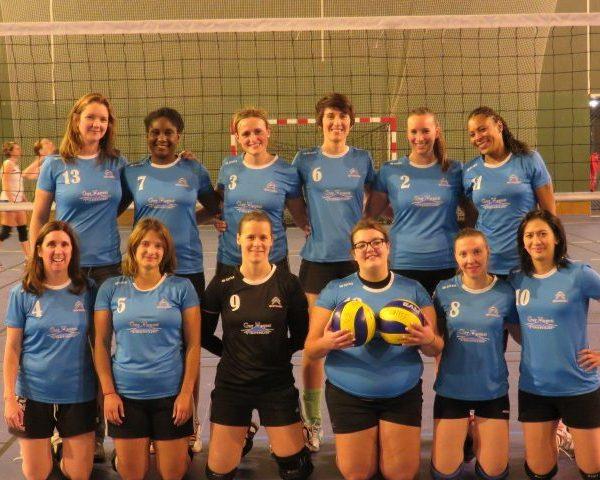 Combs Volley Ball Seniors Féminines