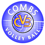 Combs Volleyball Logo