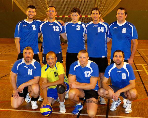equipe seniors masculins