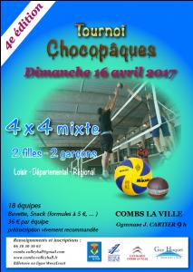 affiche chocopaques 2017