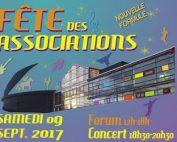 Fête des associations COMBS 2017