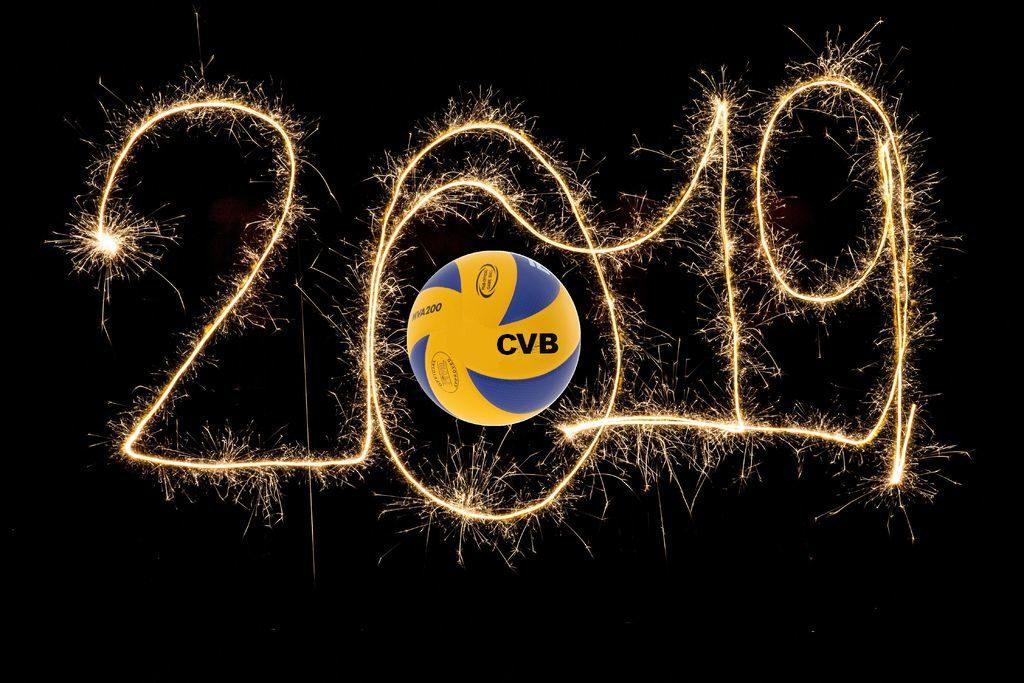 Bonne année CVB 2019