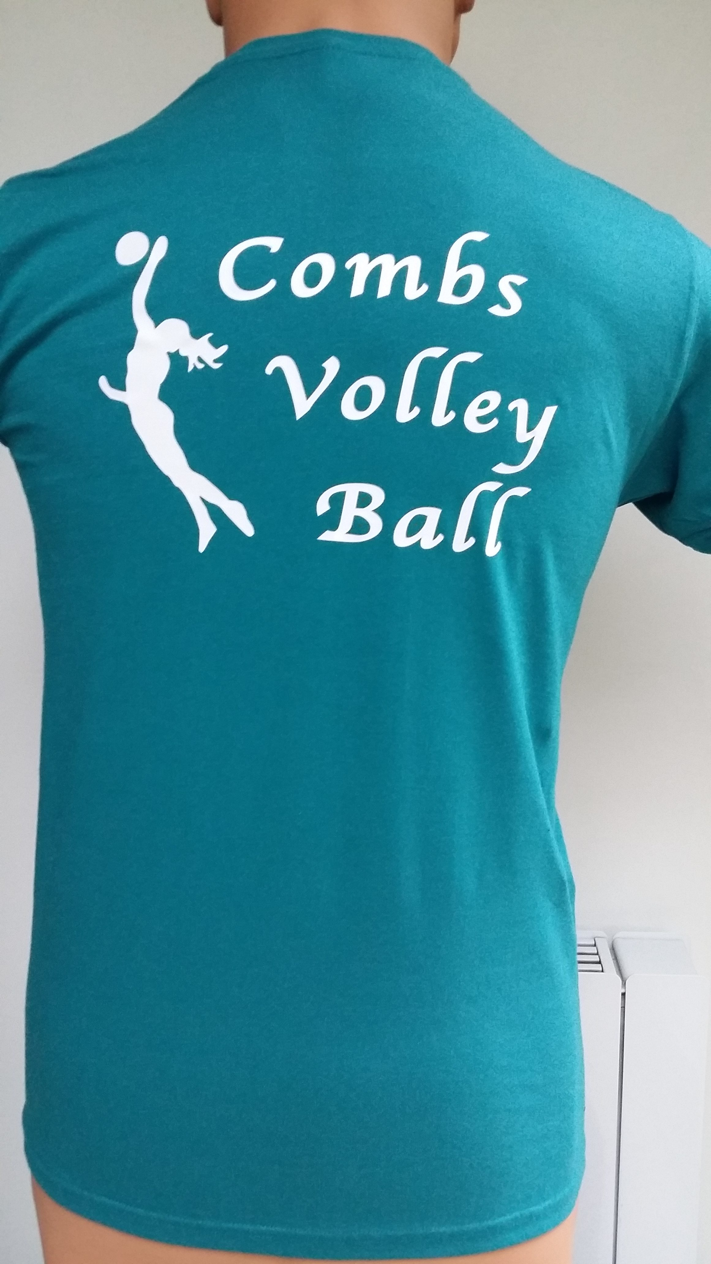 Dos Tee-shirt CVB 2019-2020